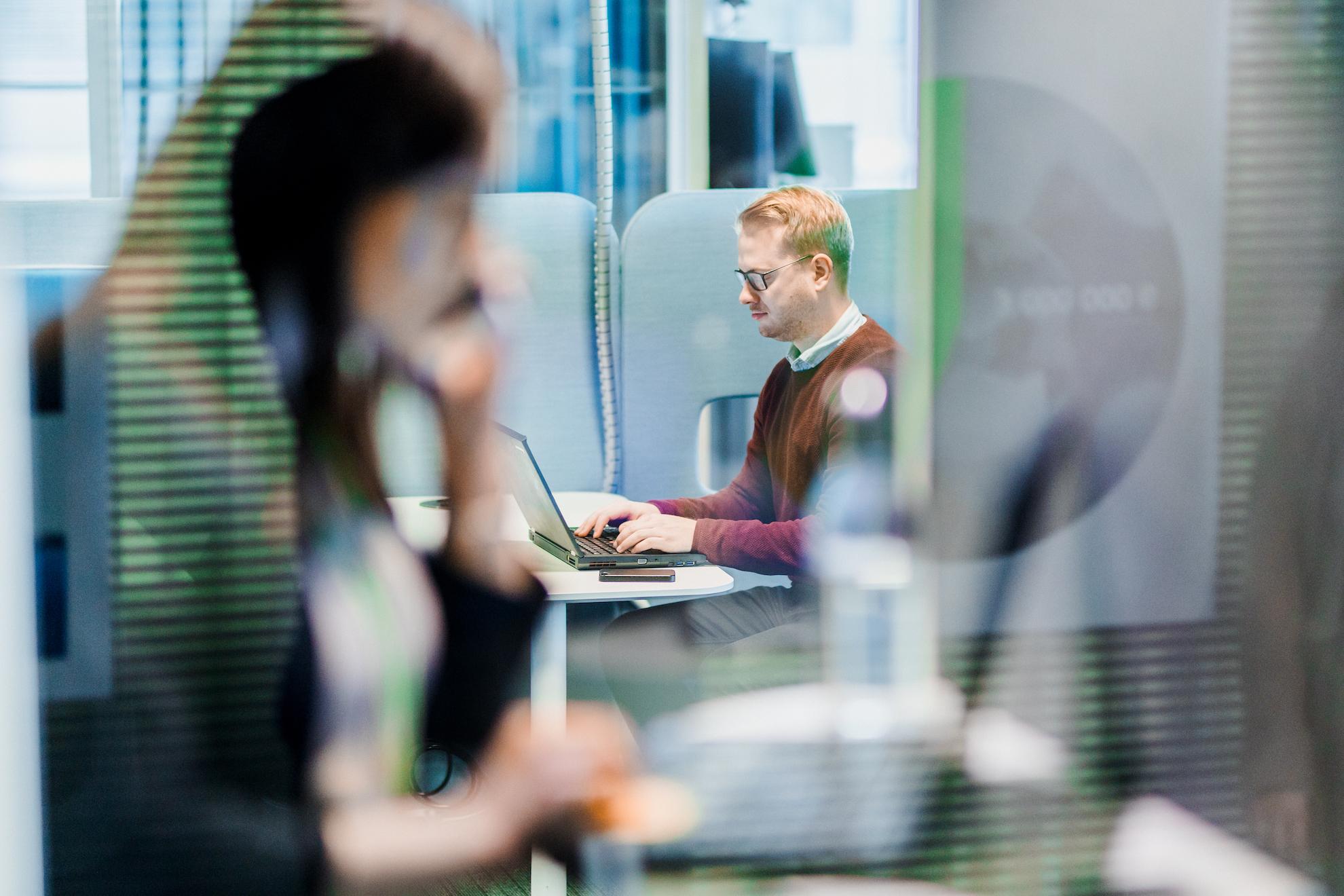 Neste Office Digitaalinen kehitys